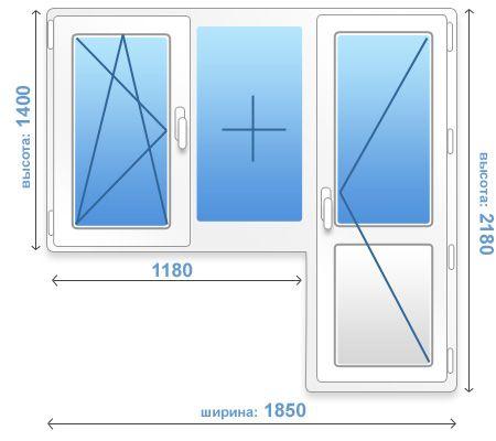 Jakie Są Rozmiary Okien Standardowe Wymiary Drzwi Balkonowych